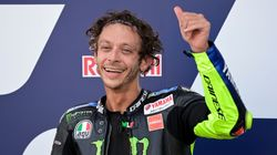 Valentino Rossi torna sul podio: