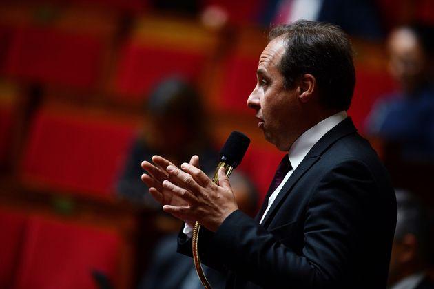 Jean-Christophe Lagarde, ici à l'Assemblée nationale le 26 mai