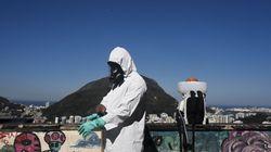 Brasil supera 2,4 milhões de casos de covid-19; são 87.004 mortes