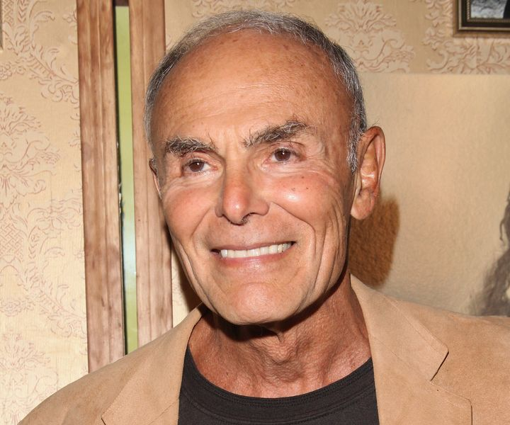 Actor John Saxon attends Carla Laemmle's 103rd birthday celebration at The Silent Movie Theater on October 20, 2012 in Los An