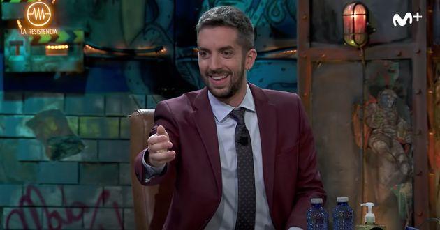 David Broncano, presentador de 'La