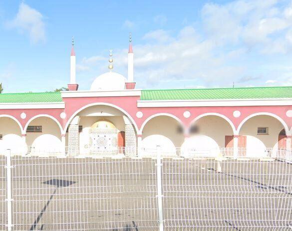La mosquée d'Agen (Google Street