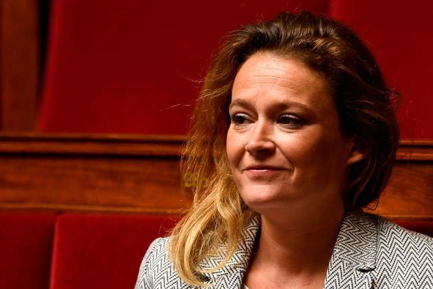 Olivia Grégoire, ici en mai 2018, a été nommée secrétaire d'État...
