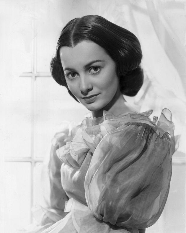 亡くなった俳優のオリビア・デ・ハビランドさん (Photo by Hulton Archive/Getty