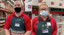 'Karen From Bunnings' Video Shows What Other Countries Need To