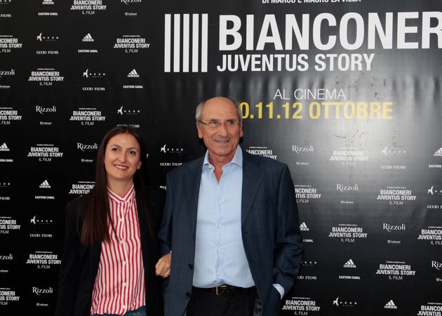 """Beppe Furino during the presentation of the new film """"Bianconeri-Juventus-Story"""", in Turin,..."""