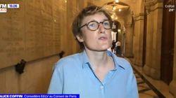 Prise pour cible sur les réseaux sociaux, Alice Coffin placée sous protection