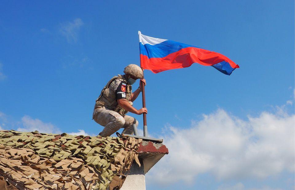 22 Ιουλίου 2020: Ρώσος στρατονόμος...