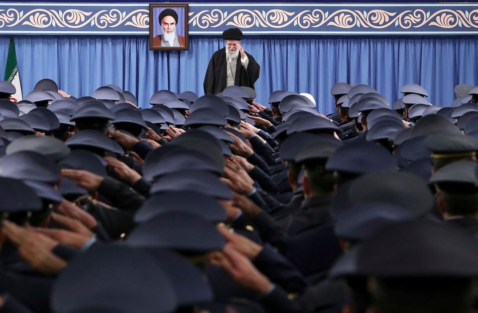 (Office of the Iranian Supreme Leader via