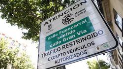 El TSJM anula Madrid Central por defectos formales tras los recursos de la Comunidad y el