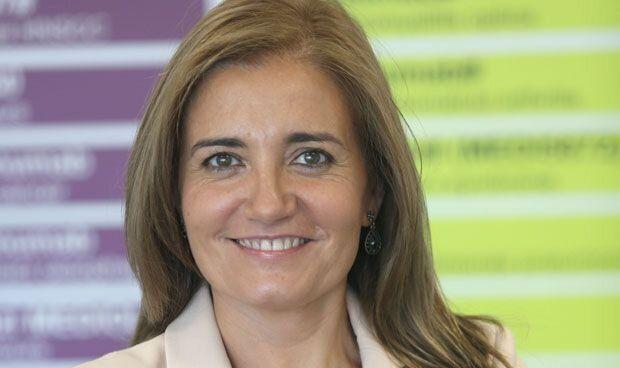 Ana Pérez, representante de la división española de la
