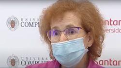 La viróloga Margarita del Val zanja con una demoledora frase el debate sobre si hay que priorizar salud o