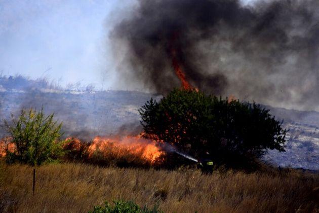 63 πυρκαγιές το τελευταίο 24ωρο σε όλη τη