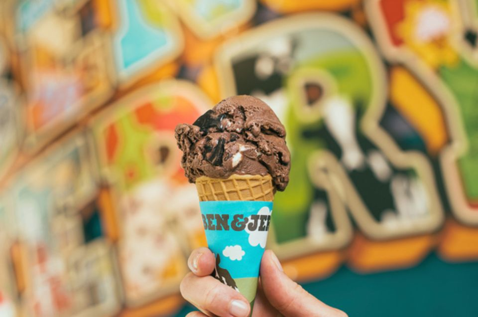 Ben & Jerry's wants to end white supremacy, among other progressive