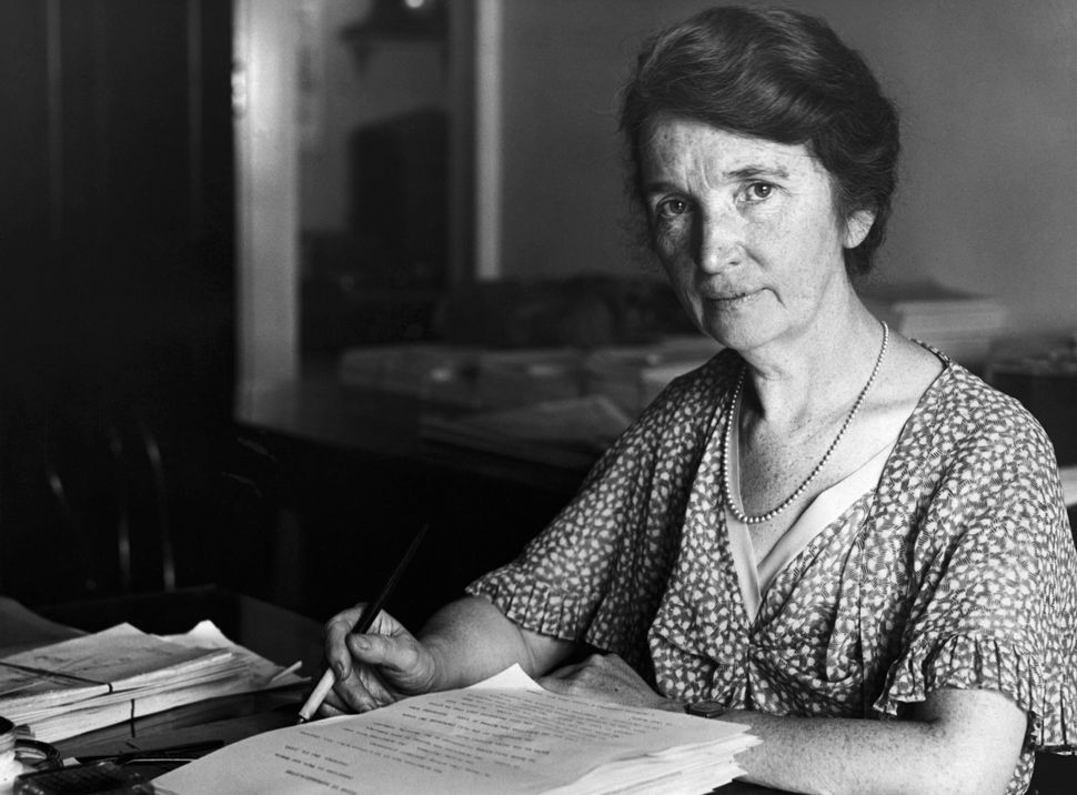 Margaret Sanger's legacy as a birth control activist who also partnered with eugenicists is something the modern Planned Pare