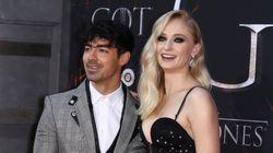 Sophie Turner et Joe Jonas accueillent leur premier