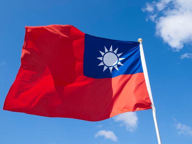 青天白日満地紅旗
