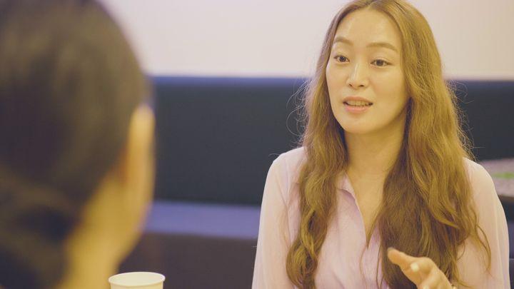 퍼스널쉐어링 김정하 대표.