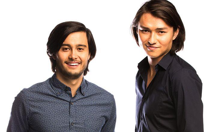 Takaya Honda and Tim Kano joined 'Neighbours' in 2016