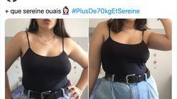 #PlusDe70kgEtSereine, ces femmes montrent que leur poids n'est pas un