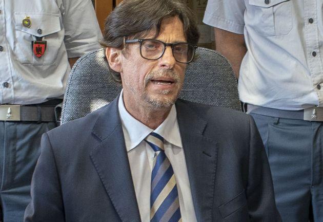 Il procuratore di Agrigento Luigi Patronaggio: