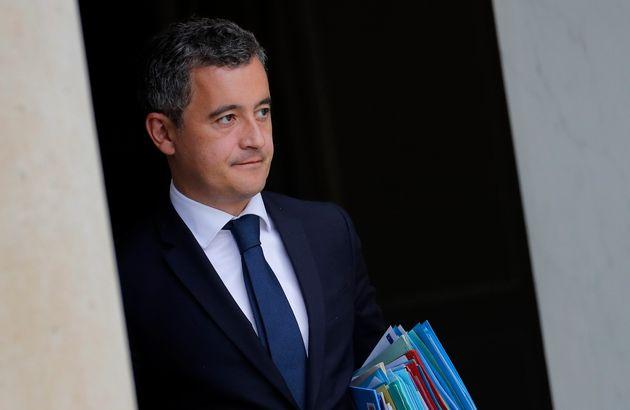Gérald Darmanin, ici le 15 juillet à l'Élysée, a déposé plainte...