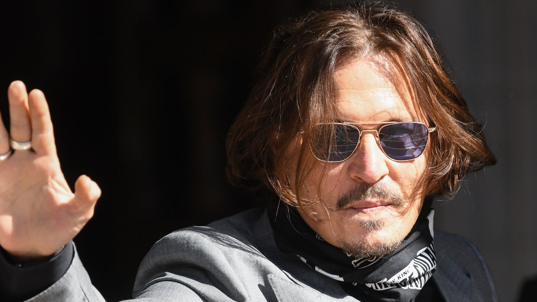 Johnny Depp Loses Libel Case Against British Newspaper