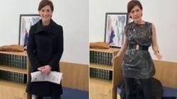 Criticata per il suo look, la risposta della parlamentare australiana è da applausi