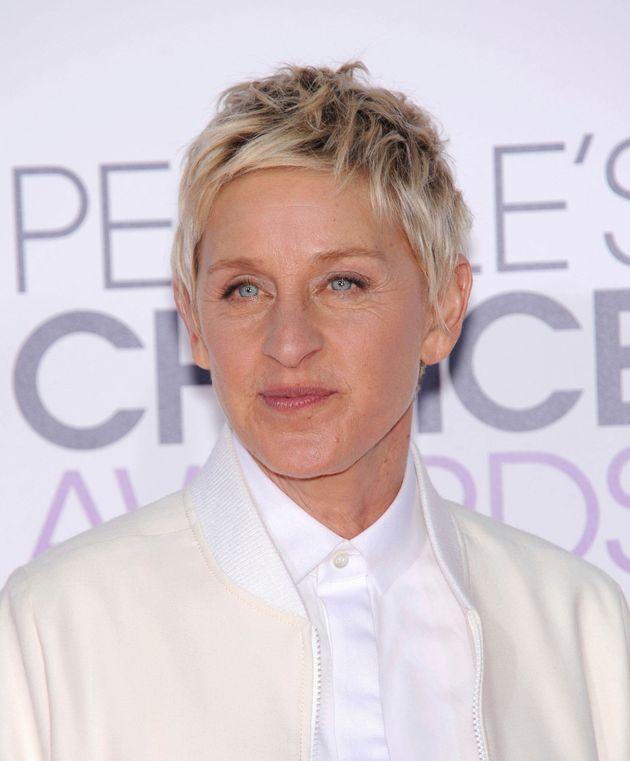 Ellen DeGeneres le 9 janvier 2020 à Los
