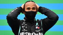 Lewis Hamilton s'explique après avoir partagé une vidéo