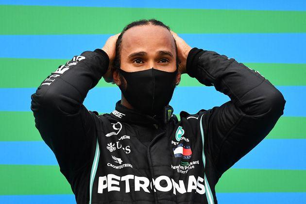 Le champion du monde de Formule 1LewisHamiltonaditavoirété