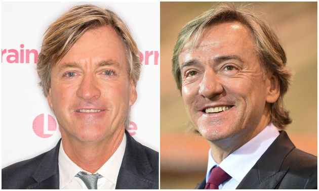 Richard Madeley and Jesus Garcia Pitarch, or is that the other way
