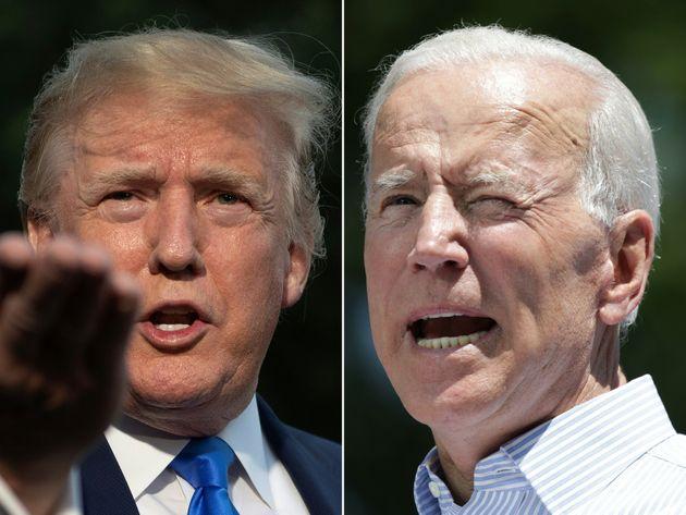 Come Trump e Biden si stanno contendendo la