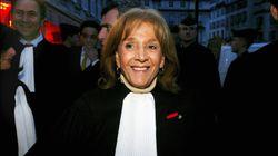 L'avocate et figure féministe Gisèle Halimi est