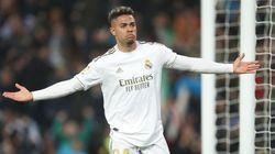Mariano, jugador del Real Madrid, positivo por