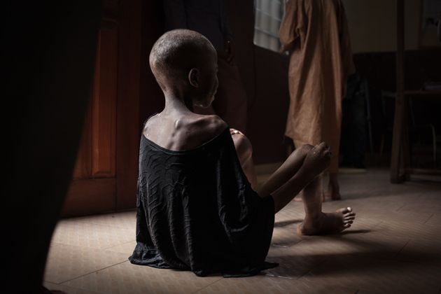 Selon un rapport l'UNICEF publié en 2018, deux enfants sur trois en République centrafricaine...