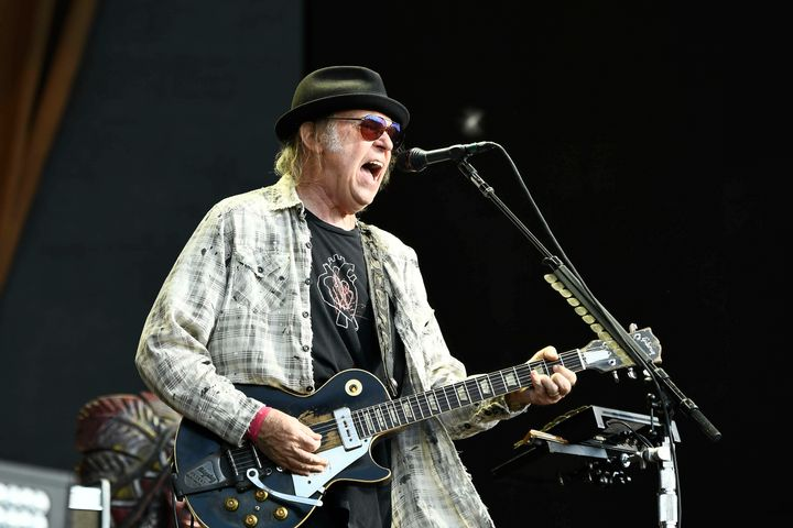 """Rock icon Neil Young said he is """"reconsidering"""" suing President Donald Trump over the unauthorized use of his music at politi"""
