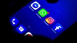 WhatsApp, Facebook e Instagram sufren una caída del