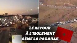 Au Maroc, scènes de chaos dans les transports après la fermeture de 8