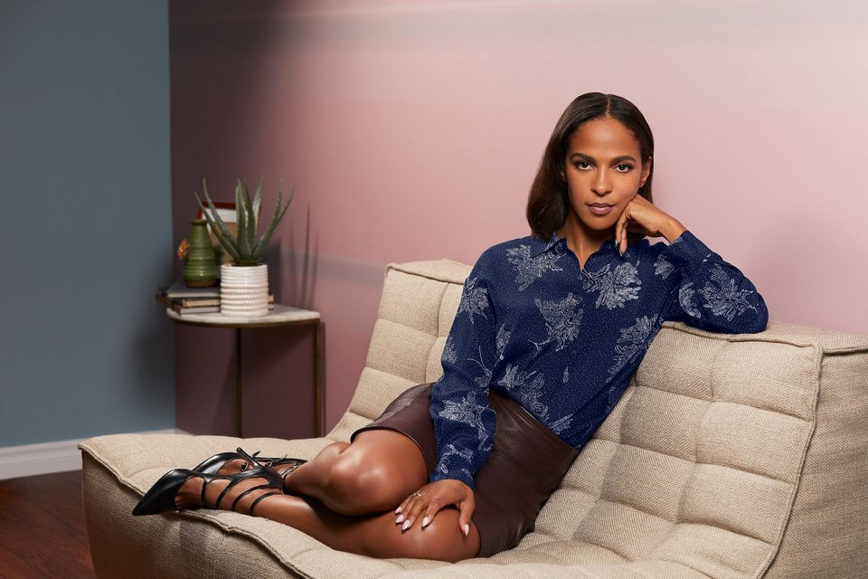Megalyn Echikunwoke recently starred in new Fox commission Almost Family.