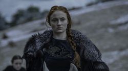 Did Sophie Turner Really Name Her Baby After A 'Game Of Thrones'
