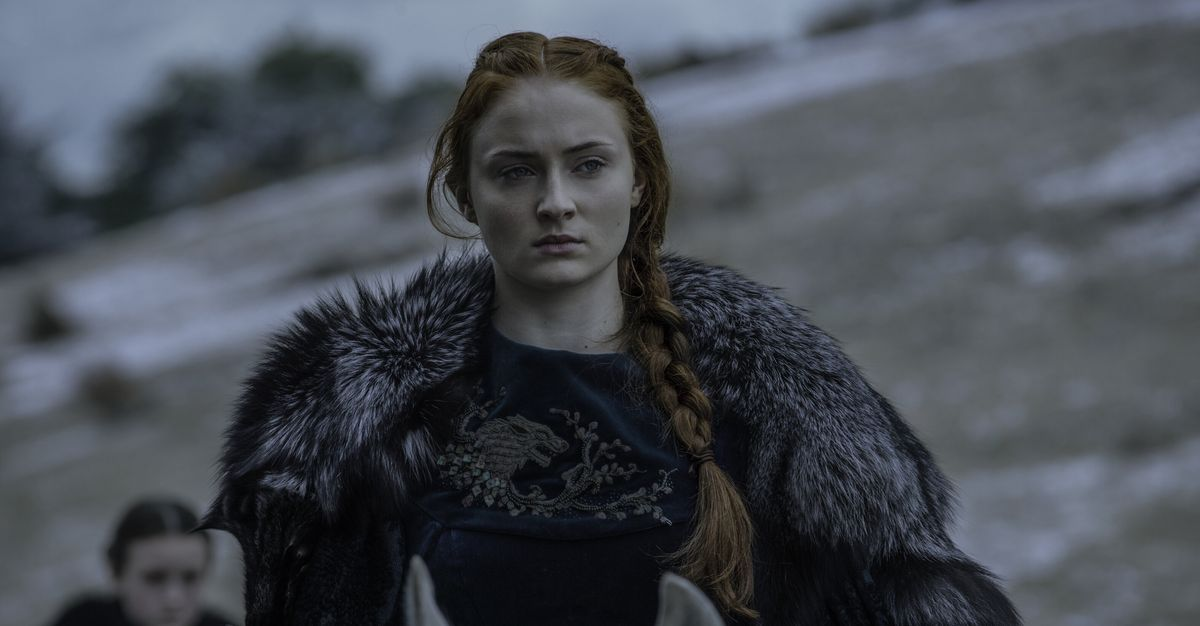 Did Sophie Turner Really Name Her Baby After A 'Game Of Thrones' Character?