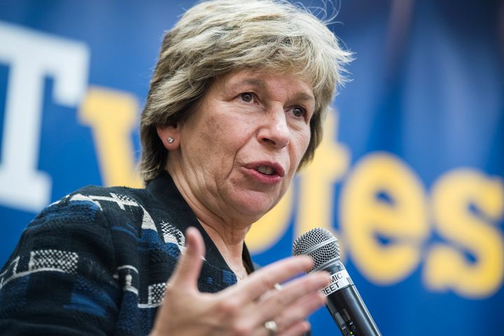 """Nothing is off the table,"" Randi Weingarten, president of the American Federation of Teachers, said Tuesday."
