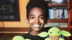 This 12-Year-Old's Crochet Skills Are