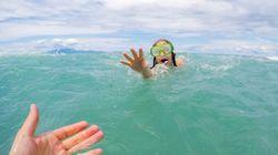 Cet internaute a réalisé le meilleur message de prévention contre les noyades en