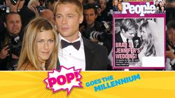 Inside Jennifer Aniston And Brad Pitt's Wedding - 20 Years After The Celeb Event Of The