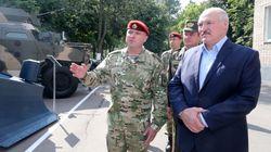 Ο πρόεδρος Λουκασένκο της Λευκορωσίας δήλωσε ότι ήταν ασυμπτωματικός φορέας του