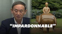 Cette statue sud-coréenne a vexé le gouvernement