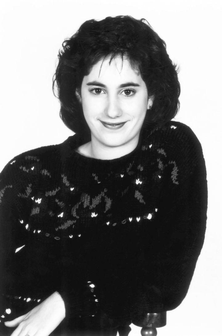 "Royana Black from ""Raising Miranda"" in 1988."