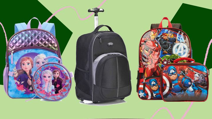 We found back-to-school sales on backpacks at retailers like Amazon and Walmart.